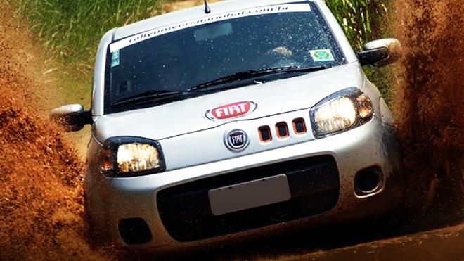 Fiat-Rally