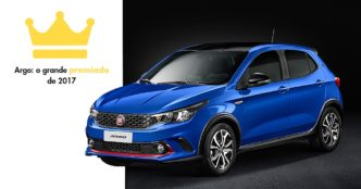Diferenciais do Fiat Argo
