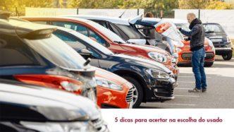 dicas para comprar seu carro usado