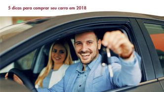 dicas para comprar seu carro em 2018