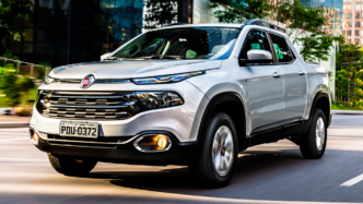 diferenciais do Fiat Toro