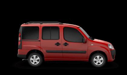 """Carro vermelho, tipo Minivan, no artigo """"Como escolher o carro ideal?"""""""