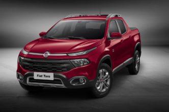 Novo Fiat Toro 2020