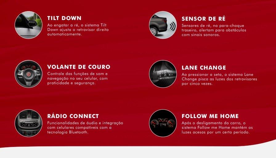 detalhes do Fiat Grand Siena