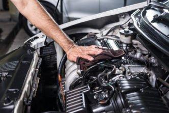 dicas de como lavar o motor do carro