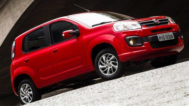 Novo Uno 2020 vermelho com sistema Hill Holder