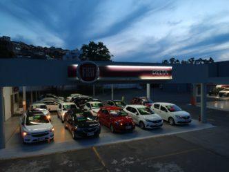 venda de carros durante a pandemia