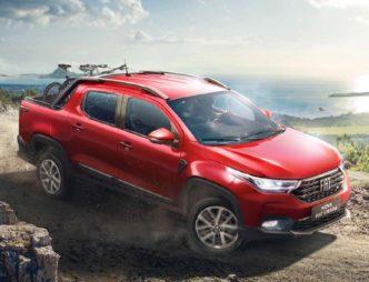 Lançamento Nova Fiat Strada