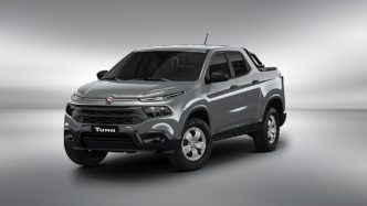 Acessórios Fiat Toro