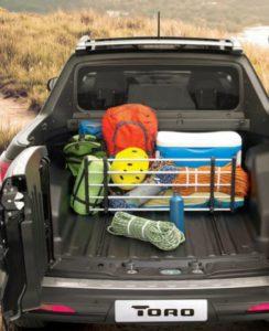 Acessórios Fiat Toro: Divisor móvel de caçamba