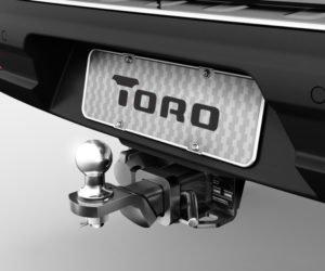 Acessórios Fiat Toro: Engate Reboque