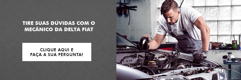 """Banner no artigo """"Insulfilm de carro"""" para contato com mecânico Delta Fiat"""