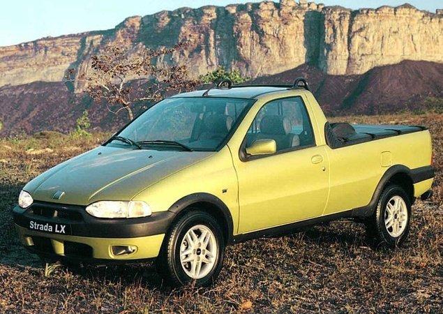 Fiat Strada modelo 1998