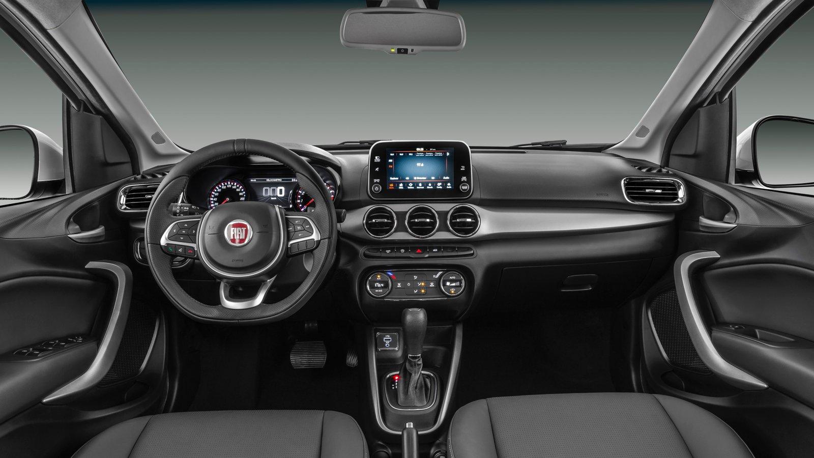 Fiat Argo Design Interno