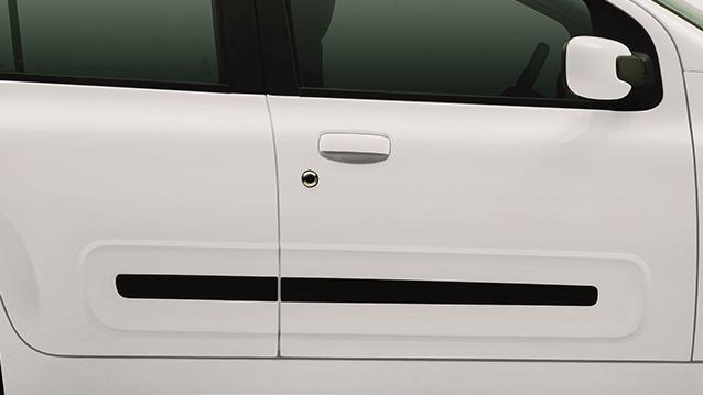 frisos laterais acessórios para carros