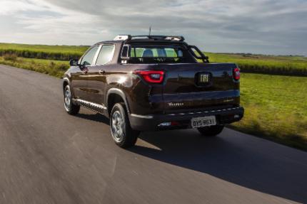 Novo Toro Fiat 2020 - Versão Endurence