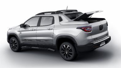 Novo Toro Fiat 2020 Ultra