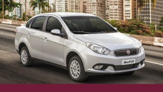 Financiamento Fiat Grand Siena 2020