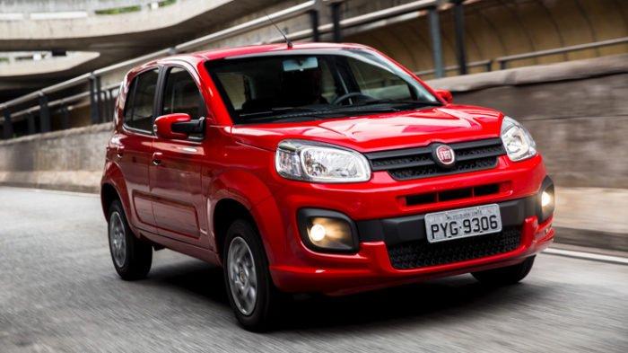 Carros pequenos da Fiat: Uno