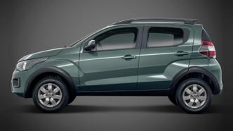 Carros pequenos da Fiat