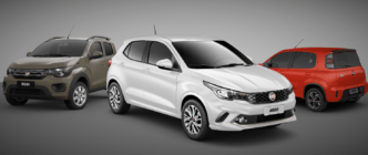 Carros mais vendidos da Fiat