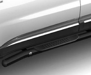 Acessórios Fiat Toro: Estribo Lateral Tubular