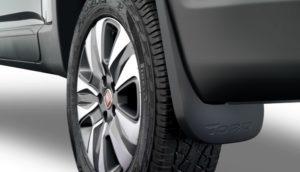 Acessórios Fiat Toro: Para-Barro
