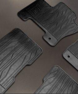 Acessórios Fiat Toro: Tapete de borracha